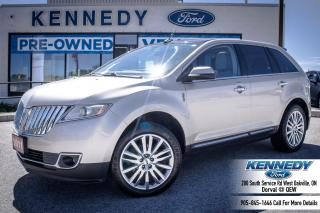 Used 2011 Lincoln MKX for sale in Oakville, ON