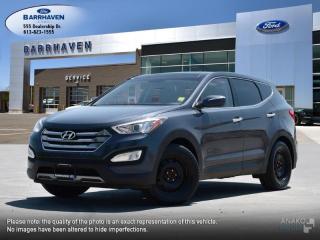Used 2013 Hyundai Santa Fe LIMITED for sale in Ottawa, ON