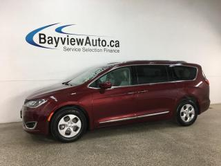 Used 2017 Chrysler Pacifica Touring-L Plus - HTD LEATHER! 3 ZONE CLIMATE! PWR DOORS & LIFTGATE! + MORE! for sale in Belleville, ON