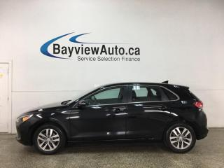 Used 2019 Hyundai Elantra GT Preferred - AUTO! HTD SEATS! REVERSE CAM! ALLOYS! for sale in Belleville, ON