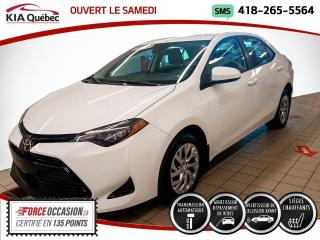 Used 2019 Toyota Corolla LE* AT* SIEGES CHAUFFANTS* A/C* for sale in Québec, QC