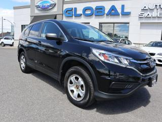 Used 2016 Honda CR-V LX for sale in Ottawa, ON