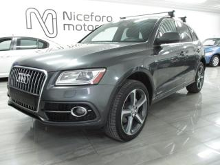 Used 2014 Audi Q5 2.0L Technik - S-LINE - for sale in Oakville, ON