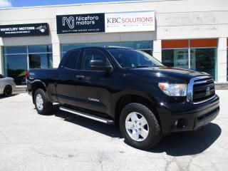 Used 2012 Toyota Tundra - TRD, SR5, LOW KM - SR5 for sale in Oakville, ON