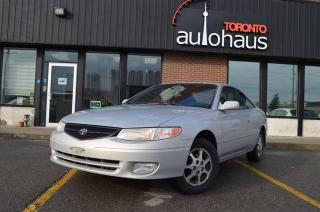 Used 2001 Toyota Camry Solara SE for sale in Concord, ON