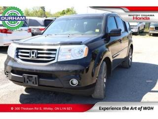 Used 2015 Honda Pilot 4WD 4dr Touring for sale in Whitby, ON