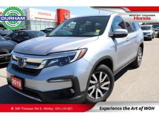 Used 2019 Honda Pilot w/Navigation for sale in Whitby, ON