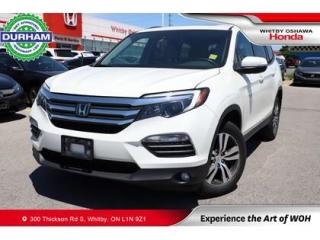Used 2016 Honda Pilot w/Rear Entertainment System for sale in Whitby, ON