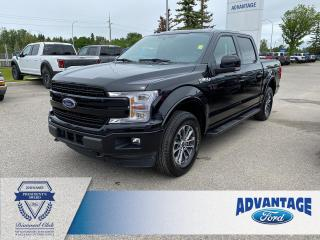 Used 2020 Ford F-150 Lariat for sale in Calgary, AB