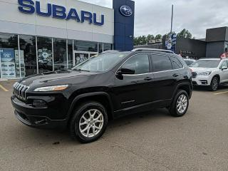 Used 2016 Jeep Cherokee North BLUETOOTH | BACK UP CAMERA | 4X4 | FRESH LOCAL TRADE for sale in Charlottetown, PE