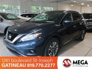 Used 2015 Nissan Murano SL AWD for sale in Gatineau, QC