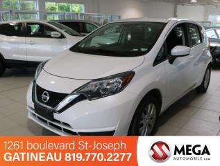 Used 2019 Nissan Versa 1.6 SV for sale in Gatineau, QC