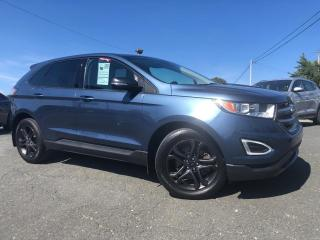 Used 2018 Ford Edge SEL AWD GPS DVD for sale in St-Malachie, QC
