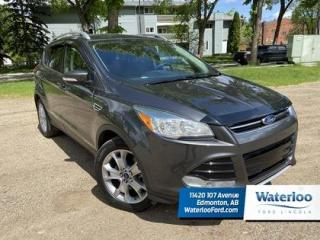 Used 2016 Ford Escape Titanium | Remote Start | Heated Seats | Moonroof for sale in Edmonton, AB