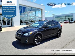 Used 2016 Subaru XV Crosstrek 5dr Man 2.0i W for sale in Victoriaville, QC