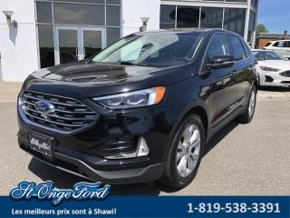 Used 2019 Ford Edge Titanium TI for sale in Shawinigan, QC