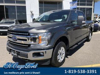 Used 2019 Ford F-150 XLT SuperCrew 4RM caisse 6,5 pi for sale in Shawinigan, QC