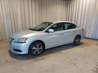 Used 2014 Nissan Sentra Berline 4 portes, automatique, S for sale in Sherbrooke, QC