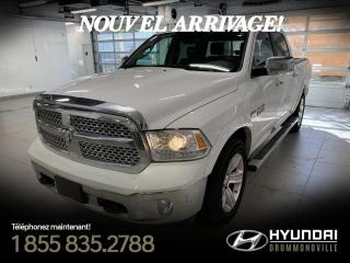 Used 2016 RAM 1500 LARAMIE 5.7 + GARANTIE +NAVI + TOIT + WO for sale in Drummondville, QC