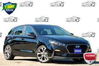 Used 2020 Hyundai Elantra GT N Line Ultimate N-LINE | AUTO | TURBO | LEATHER | for sale in Kitchener, ON