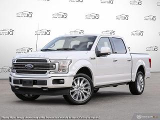 New 2020 Ford F-150 Limited  for sale in Kitchener, ON