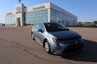 New 2020 Toyota Corolla L for sale in Summerside, PE