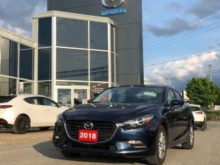 Used 2018 Mazda MAZDA3 GS for sale in Ottawa, ON