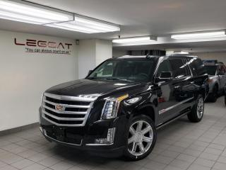 New 2020 Cadillac Escalade ESV Premium Luxury -  Navigation for sale in Burlington, ON