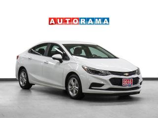 Used 2016 Chevrolet Cruze LT Push Button Start Backup Camera for sale in Toronto, ON