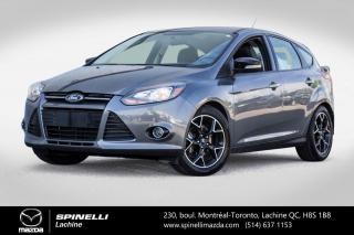 Used 2013 Ford Focus SE CUIR SIEGES CHAUFFANTS BLUETOOTH Ford Focus  SE 2013 for sale in Lachine, QC