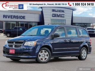 Used 2012 Dodge Grand Caravan SE/SXT for sale in Prescott, ON