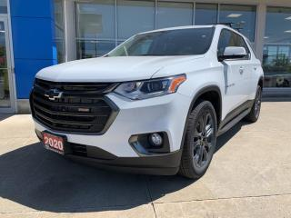 New 2020 Chevrolet Traverse RS for sale in Carleton Place, ON