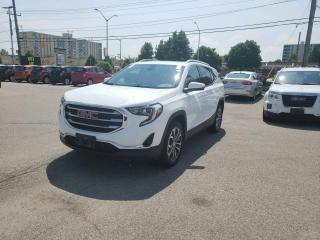 Used 2018 GMC Terrain SLT for sale in London, ON
