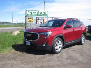 Used 2019 GMC Terrain SLE for sale in Thunder Bay, ON