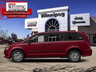 Used 2016 Dodge Grand Caravan SXT for sale in Winnipeg, MB
