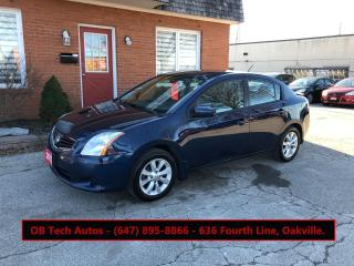 Used 2012 Nissan Sentra 4DR SDN I4 CVT 2.0 for sale in Oakville, ON