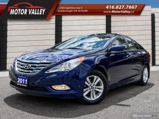 Used 2011 Hyundai Sonata GLS Sunroof Only 065,627KM No Accident! for sale in Scarborough, ON