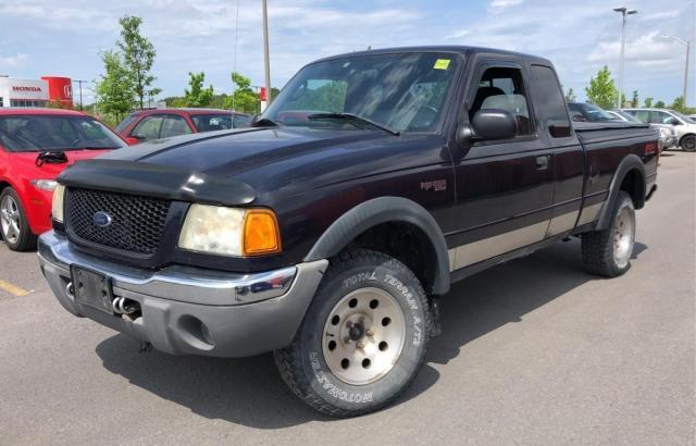 2002 Ford Ranger XLT FX4