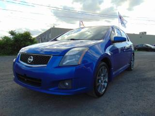 Used 2011 Nissan Sentra ******TOIT OUVRANT*****NAVIGATION****** for sale in St-Eustache, QC