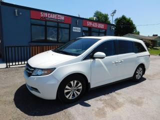Used 2014 Honda Odyssey EX-L w/Navi | Leather | Sunroof | 8 Pass for sale in St. Thomas, ON