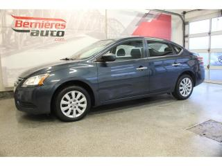 Used 2014 Nissan Sentra S + A/c for sale in Lévis, QC