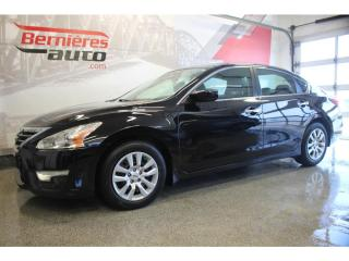 Used 2015 Nissan Altima S for sale in Lévis, QC