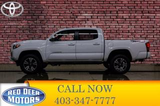 Used 2016 Toyota Tacoma 4x4 Dbl Cab TRD Sport Manual Roof Bcam for sale in Red Deer, AB
