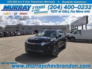 New 2020 Chevrolet Blazer Premier for sale in Brandon, MB