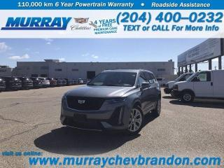 New 2020 Cadillac XT6 Sport for sale in Brandon, MB