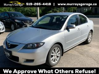 Used 2008 Mazda MAZDA3 GS for sale in Guelph, ON