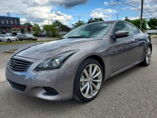 Used 2009 Infiniti G37 Premium for sale in North York, ON