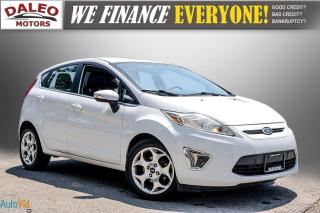 Used 2011 Ford Fiesta SES | BUCKET SEATS | POWER MIRRORS | LOW KMS for sale in Hamilton, ON