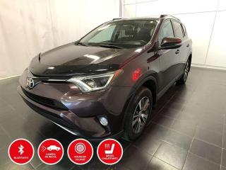 Used 2016 Toyota RAV4 Xle - Awd for sale in Québec, QC