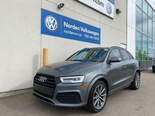 Used 2017 Audi Q3 TECHNIK QUATTRO - LOADED for sale in Edmonton, AB